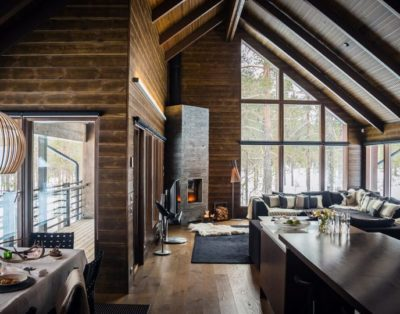 Unique Levi Spirit Lodge