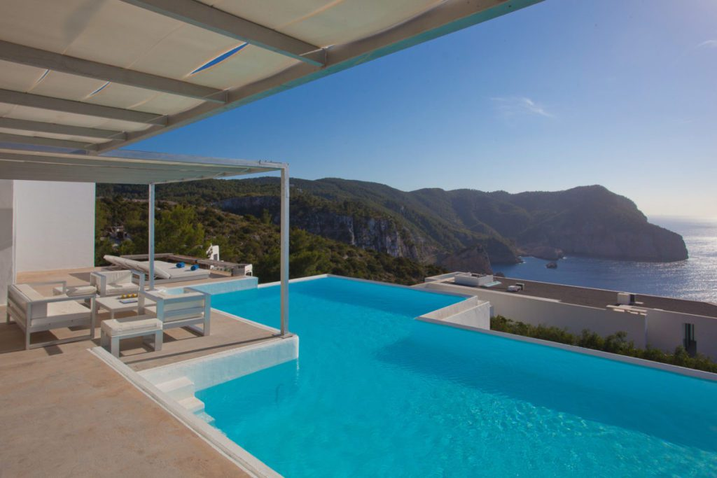 pool villa ca na xamena ibiza lodge destinations