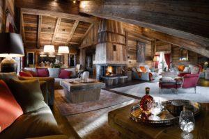 luxury ski chalets France