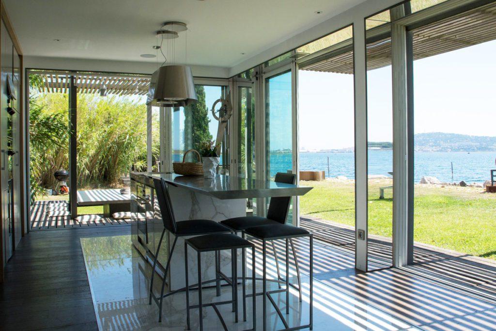 luxury villas in the french riviera