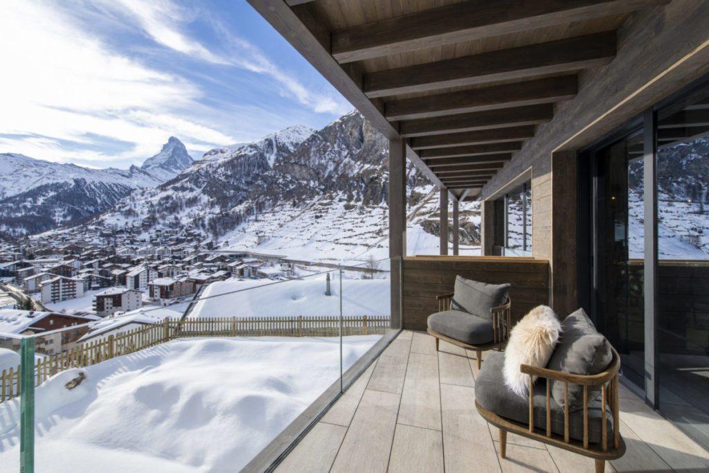 Luxury Ski Chalet for the season