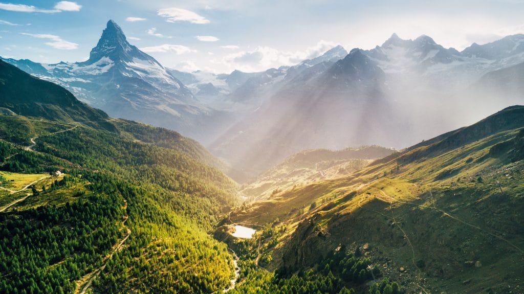 Switzerland best destination