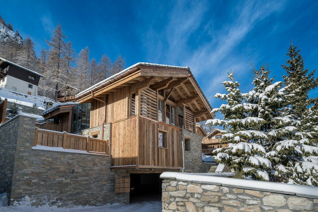 Luxury Chalets in Switzerland