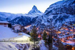 luxury chalet to rent in switzerland