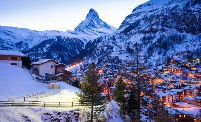 Top 10 Swiss chalets for the 2020/21 ski season