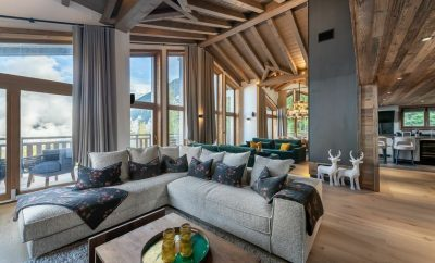 Chalet Centenary in Courchevel