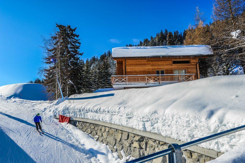 outdoor view torrent lodge destinations
