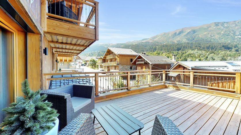 Ski chalets for a season or annual rentals