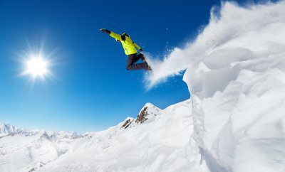 1st best places to ski in France and Switzerland?