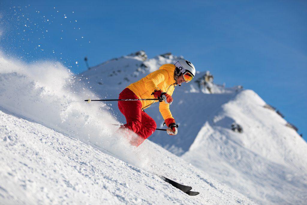 skier lodge destinations