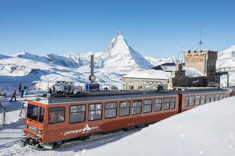 gornergrat train zermatt