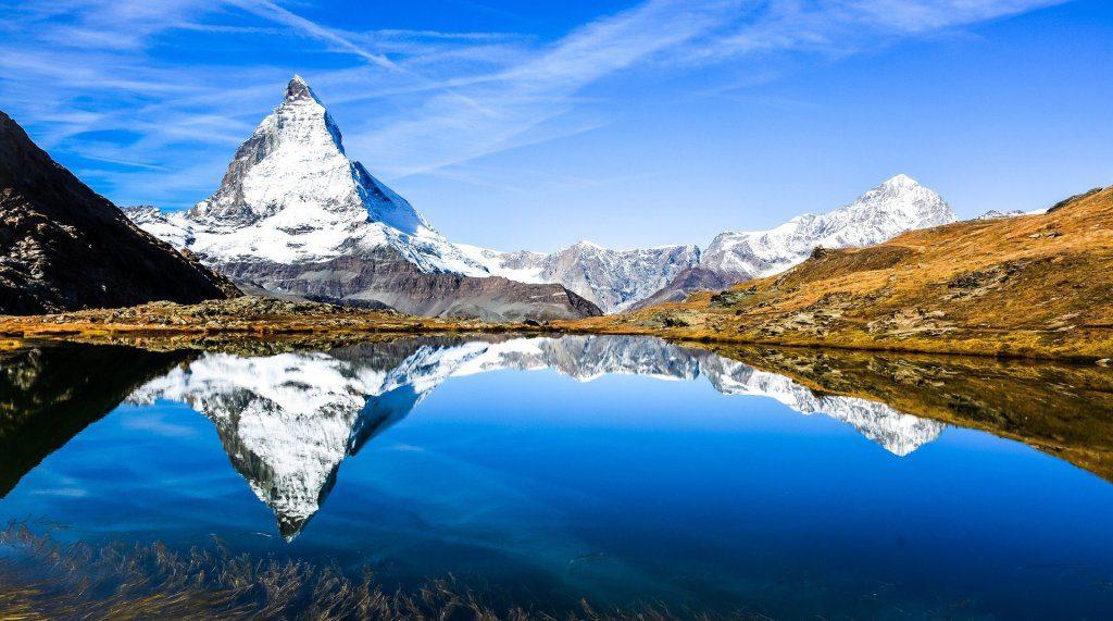 matterhorn zermatt lanscape lodge destinations