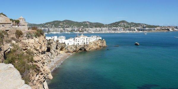 vacation in Ibiza