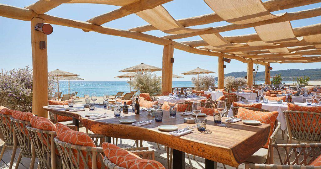 Plage Restaurant Byblos Beach Ramatuelle 1 1
