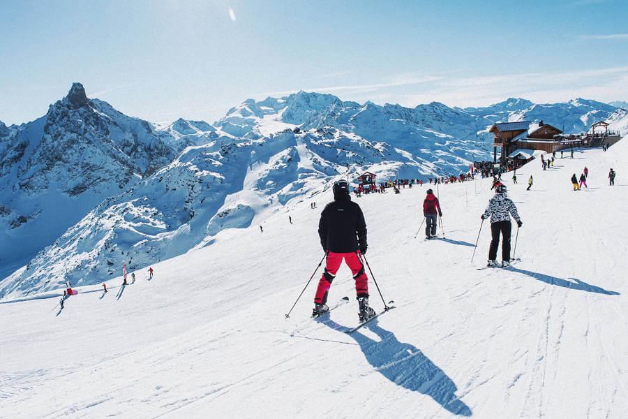 luxury ski chalets to rent courchevel 1850