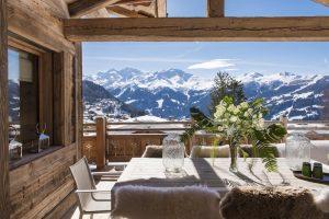 luxury chalets in Verbier