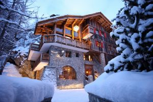 luxury chalets val d'isere