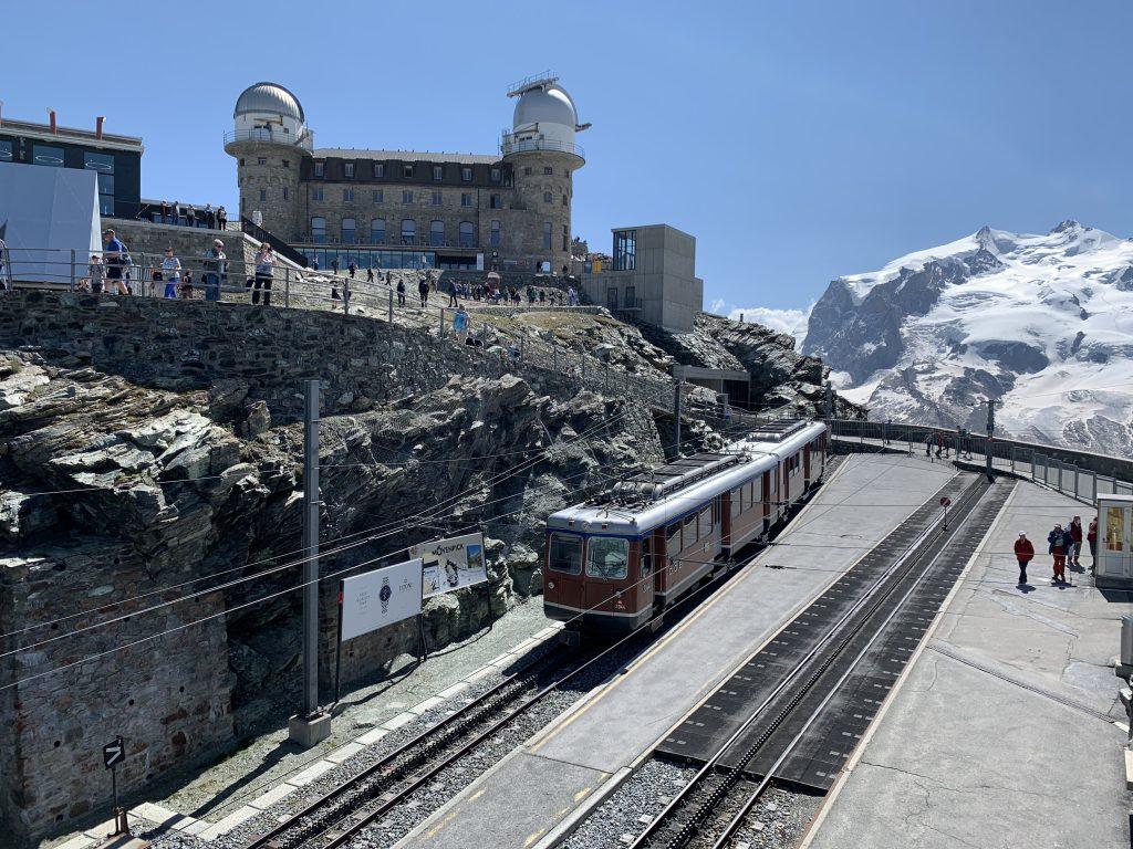 gornergrat train zermatt summer lodge destinations