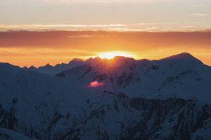 sunset courchevel lodge destinations