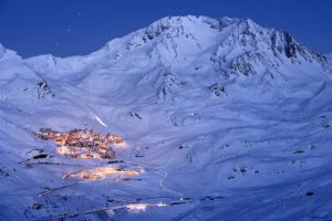 luxury chalets in Val Thorens